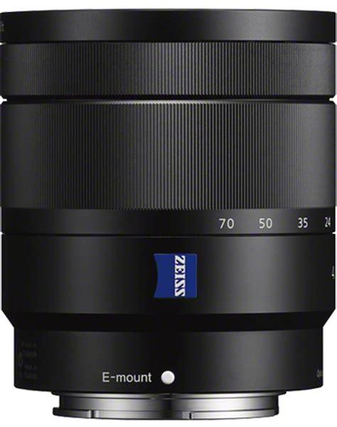 Lensa Sony Zeiss E 16 70mm F4 Oss sony e 16 70mm f4 za oss vario tessar t lens