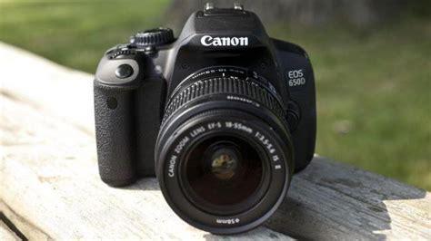 Kamera Canon Flip Screen quot 650 quot