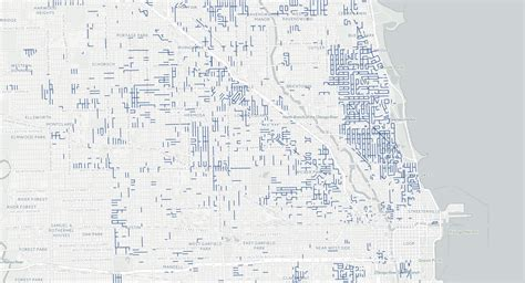 chicago parking zone map chicago parking map kelloggrealtyinc