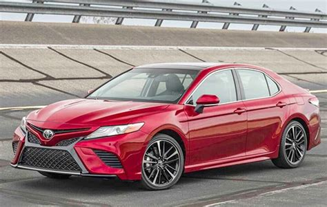 2020 Toyota Camry Xse by 2020 Toyota Camry Xse Review Engine And Specs Sedan