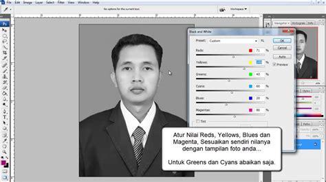 tutorial photoshop cs  mudah membuat foto warna