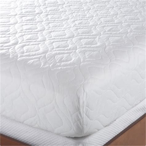 futon padded covers bed mattress pad cover queen size white protector pillow