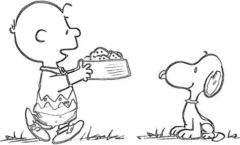 snoopy coloring pages for thanksgiving child thanksgiving with snoopy coloring page coloring page