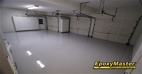 Garage Floors Image 8.   Light Gray