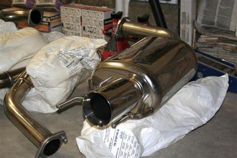 ca fs f sport exhaust joe z special edition intake pipe