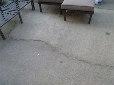 concrete slab patio redo doityourself community forums