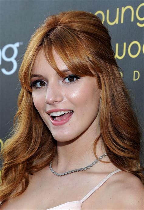 bella thorne photos photos young hollywood awards