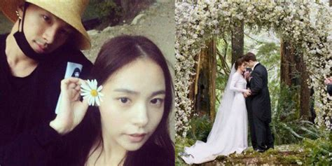 nb taeyang and min hyo rin are in a relationship spotted together past work of taeyang and min hyo rin s wedding planner in
