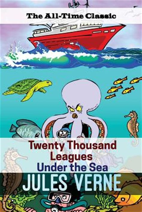twenty thousand leagues under the sea librera online twenty thousand leagues under the sea abridged paperback hudson booksellers