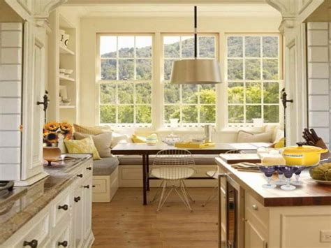 kitchen with window seat kitchen kitchen window seats design ideas built in