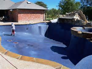 pool plaster colors construction html