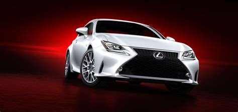 Recent Rc 350 lexus unveils the all new 2015 rc 350 f sport hi res pics