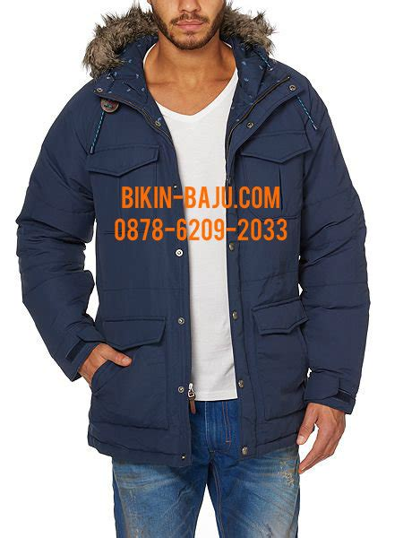 desain jaket dc contoh desain konveksi jaket parka bandung