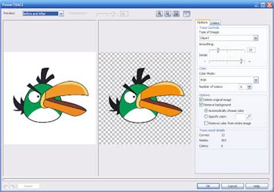 coreldraw tracing tutorial best stuff corner vectorize a image in coreldraw trace a
