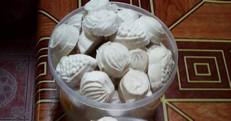 Kue Kering Sagon resep kue sagon yang nikmat dan tak kalah lezatnya