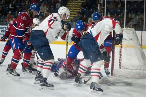 youth brown tim 3 jersey possess p 131 t birds in start to finish in win icecaps