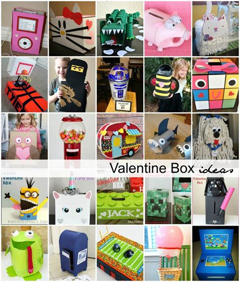 valentines day boxes ideas non classroom valentines the idea room