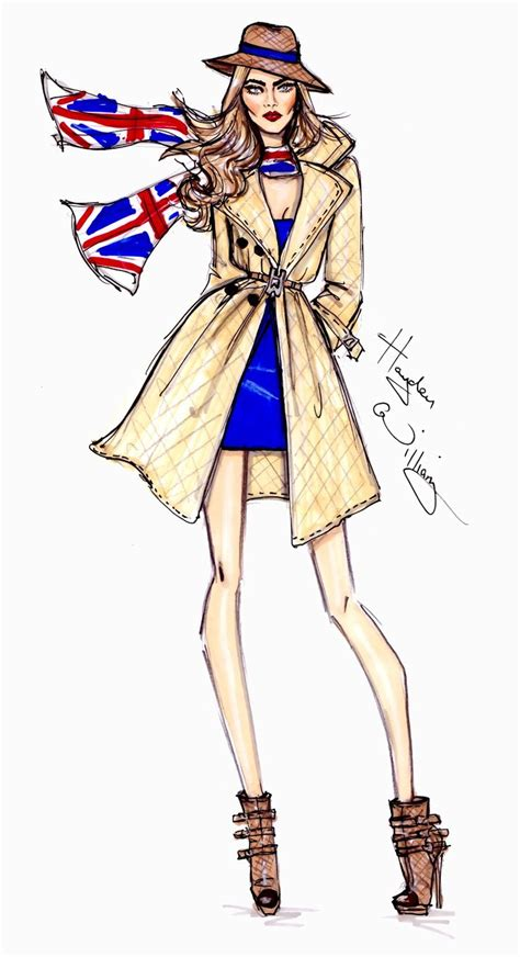 design fashion london hayden williams fashion illustrations london calling
