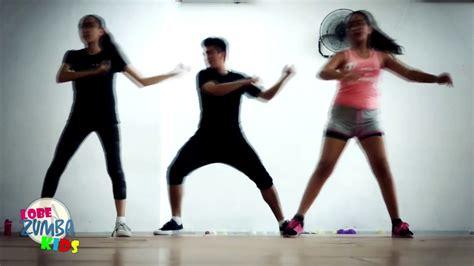 despacito zumba kids despacito luis fonsi zumba kids coreografia javier