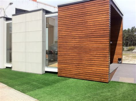 Shed On Cinder Blocks by Moodular Structure Ideas For Cladding The Block