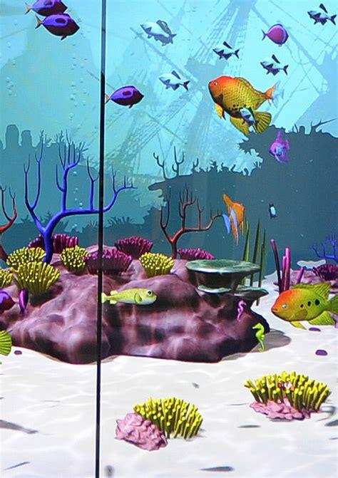 aquarium design glasgow ronan mcmacken digital product ui ux interactive