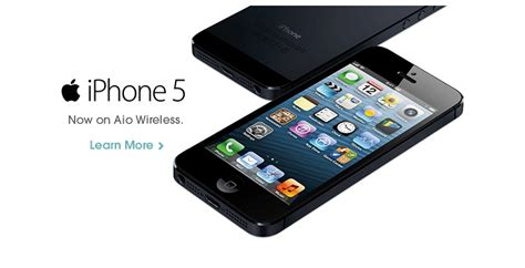 at t launches new aio wireless prepaid brand iphone plans start at 55 month macrumors