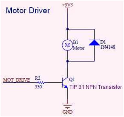 tipe transistor driver different type of dc motor with pic bluetooth