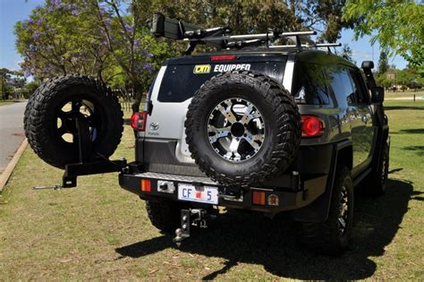 Toyota Fj Cruiser Accessories Image Gallery Outback Accessories
