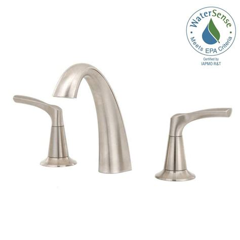 bathroom faucets home depot kohler mistos 8 inch bathroom faucet in brushed nickel finish the home depot canada