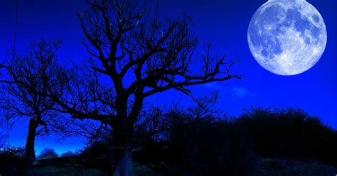 blue moon what is a blue moon