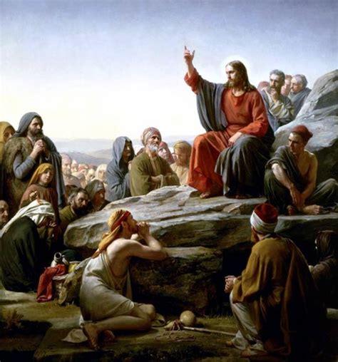 imagenes de jesus predicando jes 250 s de nazaret fotos el serm 243 n de la monta 241 a