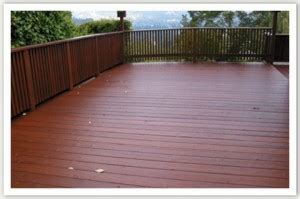 deck cleaningstaining aqua pressure washing roof