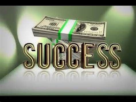 how to easily manifest money and success (law of