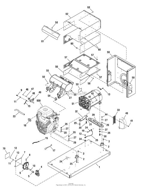 ge power 3 parts diagram briggs and stratton power products 040331ge 0 20 000
