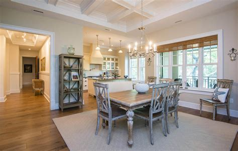 foyer open to dining room i just adore a penthouse view kiawah island real estate