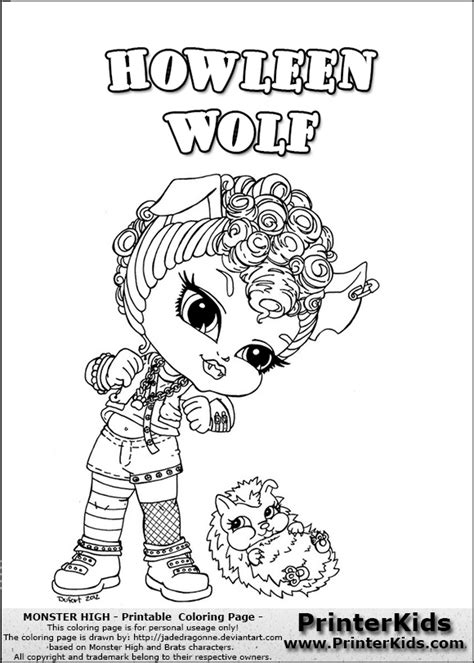 chibi monster high coloring pages download and print for free nefera de nile monster high coloring pages for kids