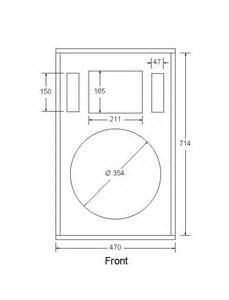folded horn speaker box folded free engine image for user manual
