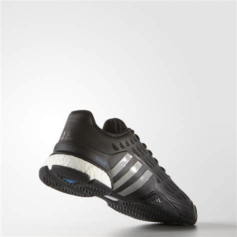 adidas mens barricade boost 2016 tennis shoes black