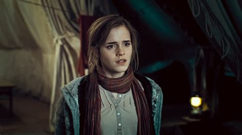 hermione granger in the 1st movoe top 10 harry potter characters mattsmoviethoughts
