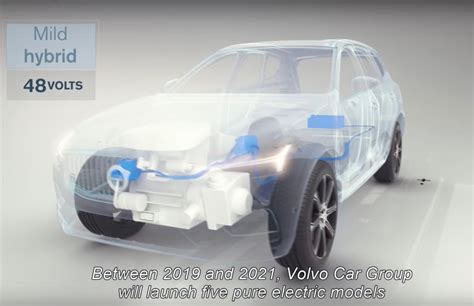 volvo  launch  evs    model   mild hybrid performancedrive