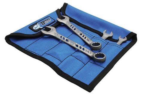 Set Titanium 8 prolight titanium wrench 4 set 8 10 12 14