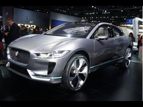 jaguar i pace electric suv walk around video | cleantechnica