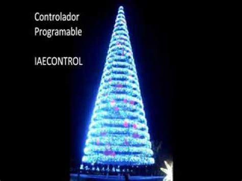 arbol de navidad minimalista programable tecnolog 237 a led