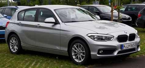 Bmw 1er F20 Wikipedia by Datei Bmw 116i F20 Facelift Frontansicht 26 Juli