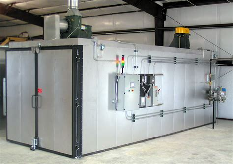 Pco2850g Gas Powder Coating powder coating ovens