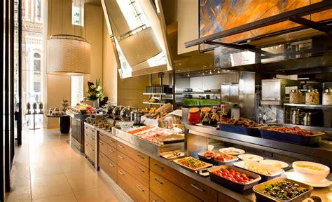 Sideboard Cafe the seven best breakfast buffets in sydney concrete