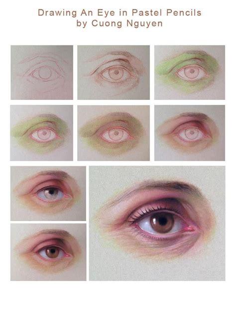 pastel colored pencils 275 best images about high school portrait on