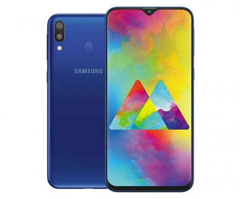 Samsung M20 Samsung Launches The New Galaxy M10 And Galaxy M20 In India