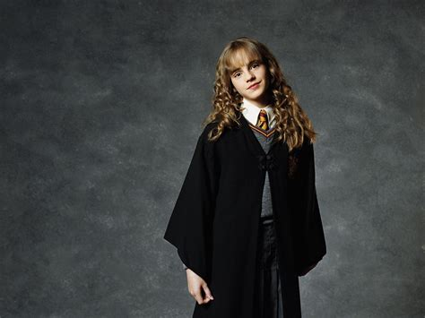 Hermione Granger Age 11 by Chamber Of Secrets Wallpaper Wallpapersafari