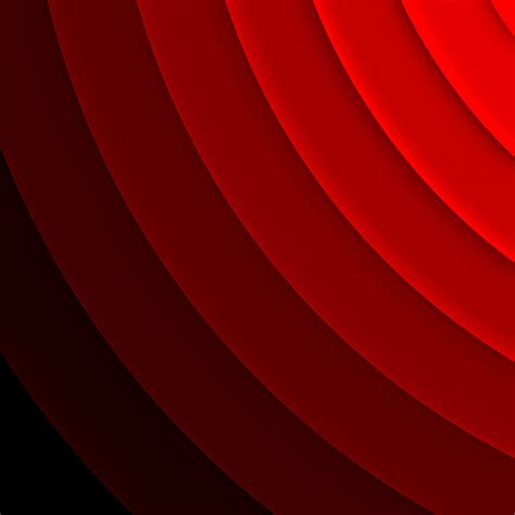 red colour shades shades of red red shaped abstract fractal design in